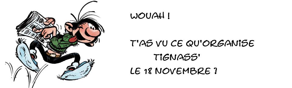 Annonce 18 novembre