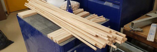 Cathédrale – Fabrication des briques