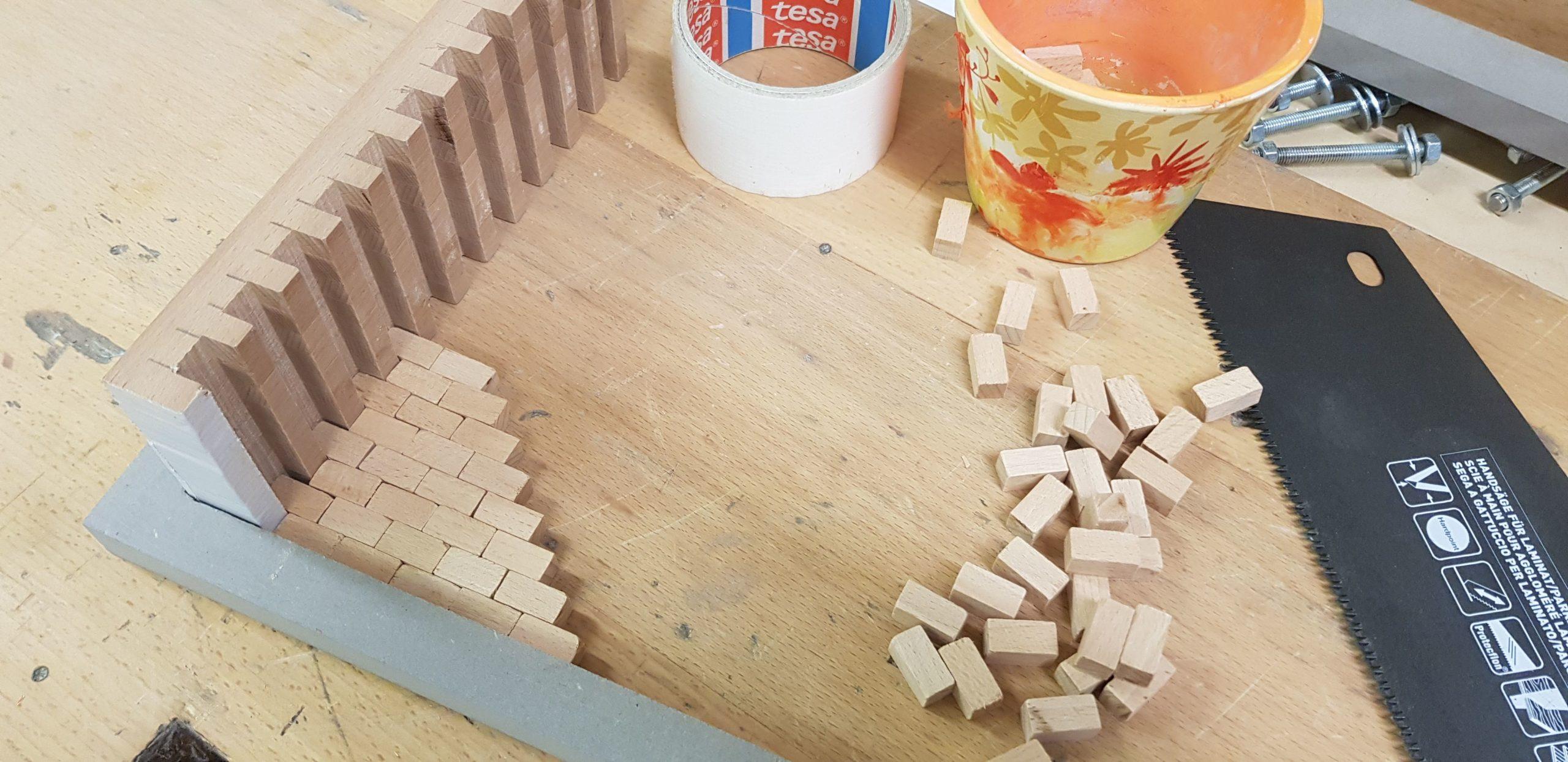 Le dilemme de la création des gabarits des murs